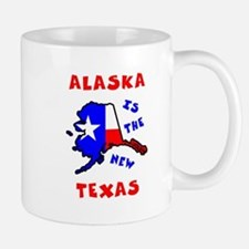 Alaska is the new Texas Mug