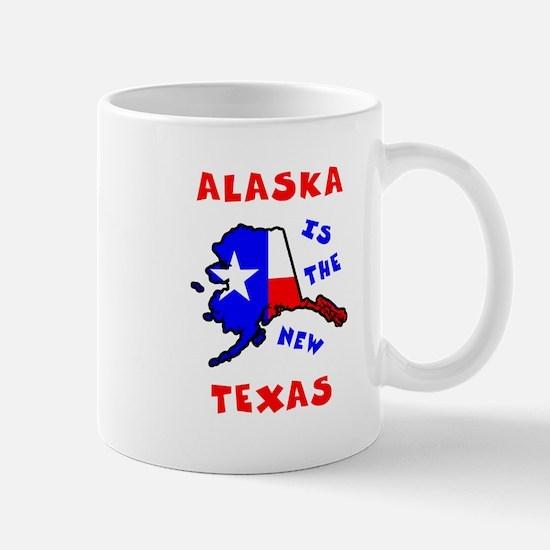Alaska is the new Texas Mug