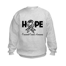 Hope Carcinoid Cancer Sweatshirt