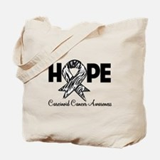 Hope Carcinoid Cancer Tote Bag