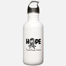 Hope Carcinoid Cancer Water Bottle