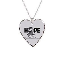 Hope Carcinoid Cancer Necklace