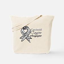 Awareness Carcinoid Cancer Tote Bag
