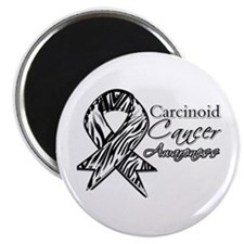 "Awareness Carcinoid Cancer 2.25"" Magnet (10 pack)"