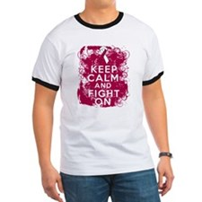 Head Neck Cancer Keep Calm Fight On T