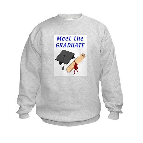 Graduation Kids Sweatshirt