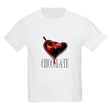 CHOCOLATE Kids T-Shirt