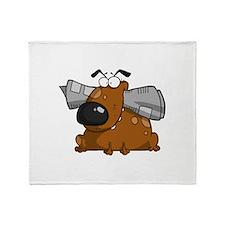 Dog Throw Blanket