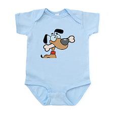 Dog Infant Bodysuit
