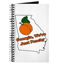 Georgia, We're just peachy Journal