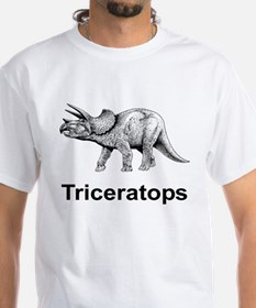 Triceratops Shirt (to size 4X)