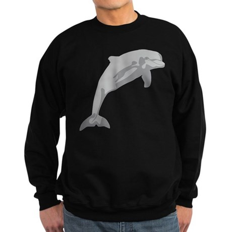 Leaping Dolphin...cheerful and charming... Sweatsh