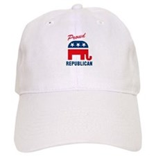 Proud Republican Cap