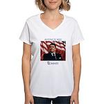 Avenge Me Women's V-Neck T-Shirt