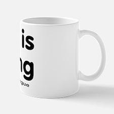 JesusComes Mug