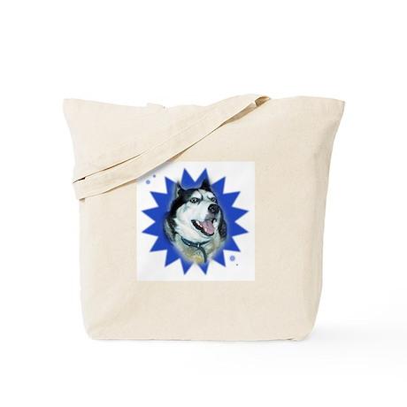 Starburst Boy Tote Bag