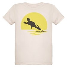Loving It Leaping Orca T-Shirt