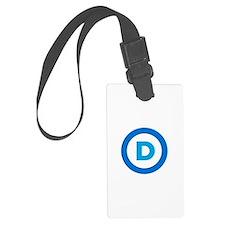 Democratic Luggage Tag