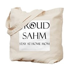 Proud SAHM Products Tote Bag