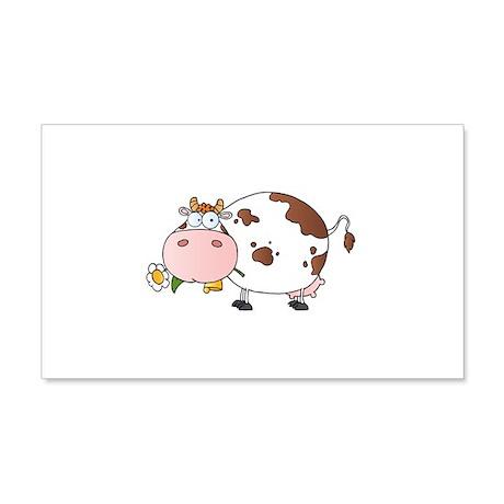 Cow 22x14 Wall Peel