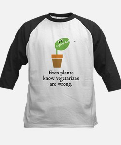 Even plants know vegetarians are wrong Tee