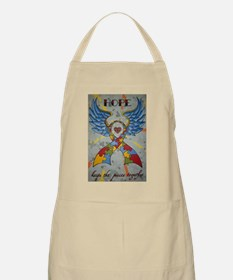 Hope - Keeps the pieces together Apron