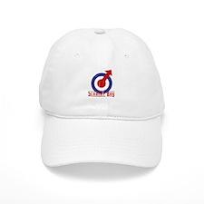Scooterboy Target Alpha Design Baseball Cap