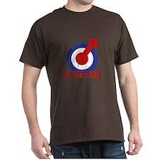 Scooterboy Target Alpha Design T-Shirt