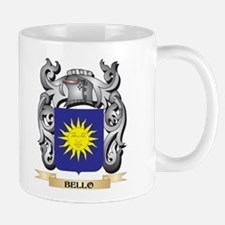Bello Family Crest - Bello Coat of Arms Mugs
