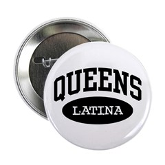 Queens Latina Button