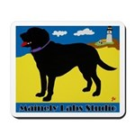 The Mainely Lab Mousepad