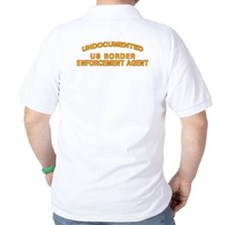 Undocumented US Border Agent  T-Shirt