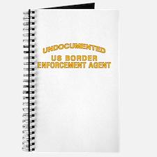 Undocumented US Border Agent Journal