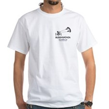 Buggygruven<br> White T-Shirt