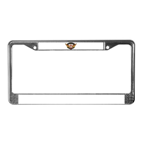 Lebanon Strike Force License Plate Frame