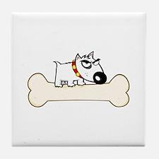 Dog Tile Coaster