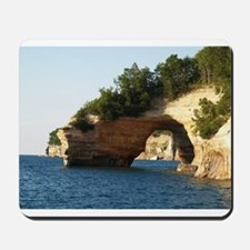 Pictured Rocks Mousepad