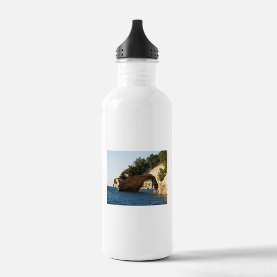 Pictured Rocks Water Bottle