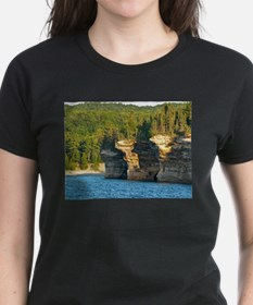 Pictured Rocks A Tee