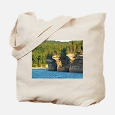 Pictured Rocks A Tote Bag