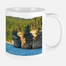 Pictured Rocks A Mug