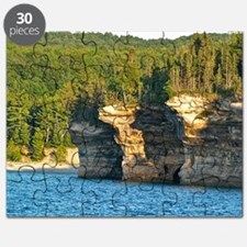 Pictured Rocks A Puzzle
