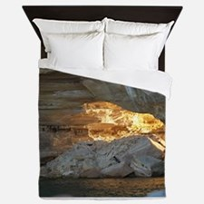Pictured Rocks B Queen Duvet