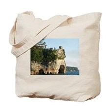 Pictured Rocks C Tote Bag