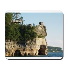 Pictured Rocks C Mousepad