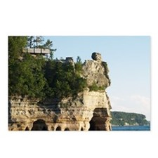 Pictured Rocks C Postcards (Package of 8)