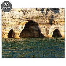 Pictured Rocks D Puzzle