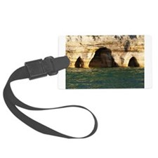 Pictured Rocks D Luggage Tag