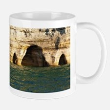 Pictured Rocks D Mug