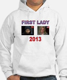FIRST LADY Hoodie